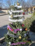 Коледа 2015-5 - ОУ Никола Й. Вапцаров - село Вазово, общ. Исперих